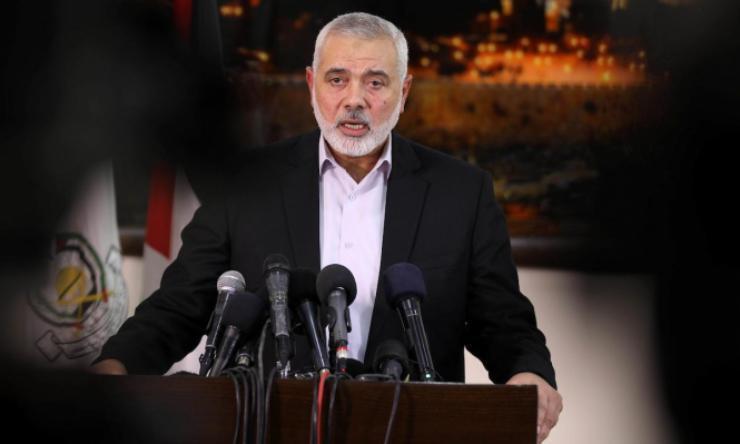 هنية: قيادة حماس ستعقد اجتماعا خاصا بشأن التفاهمات مع حركة فتح