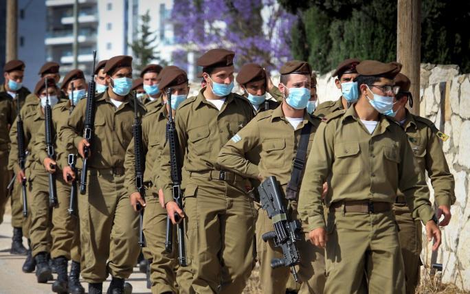 جيش الاحتلال يدرس وقف التدريبات العسكرية الإسرائيلية لشهرين