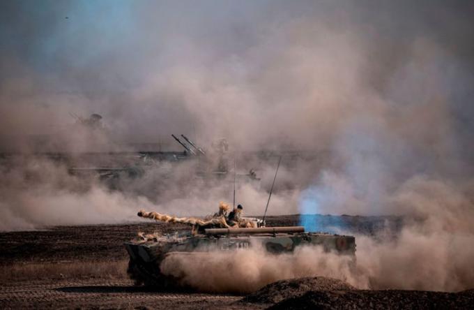 تركيا: الادعاءات حول استخدام مقاتلات وطائرات تركية في إقليم قره باغ غير صحيحة