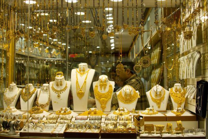 الذهب بصدد أسوأ شهر منذ 4 سنوات