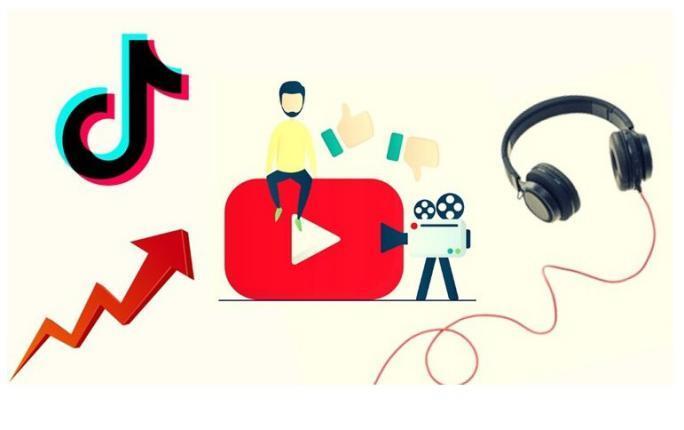 """""""يوتيوب"""" يُطلق منصة جديدة تنافس """"تيك توك"""" الصيني"""