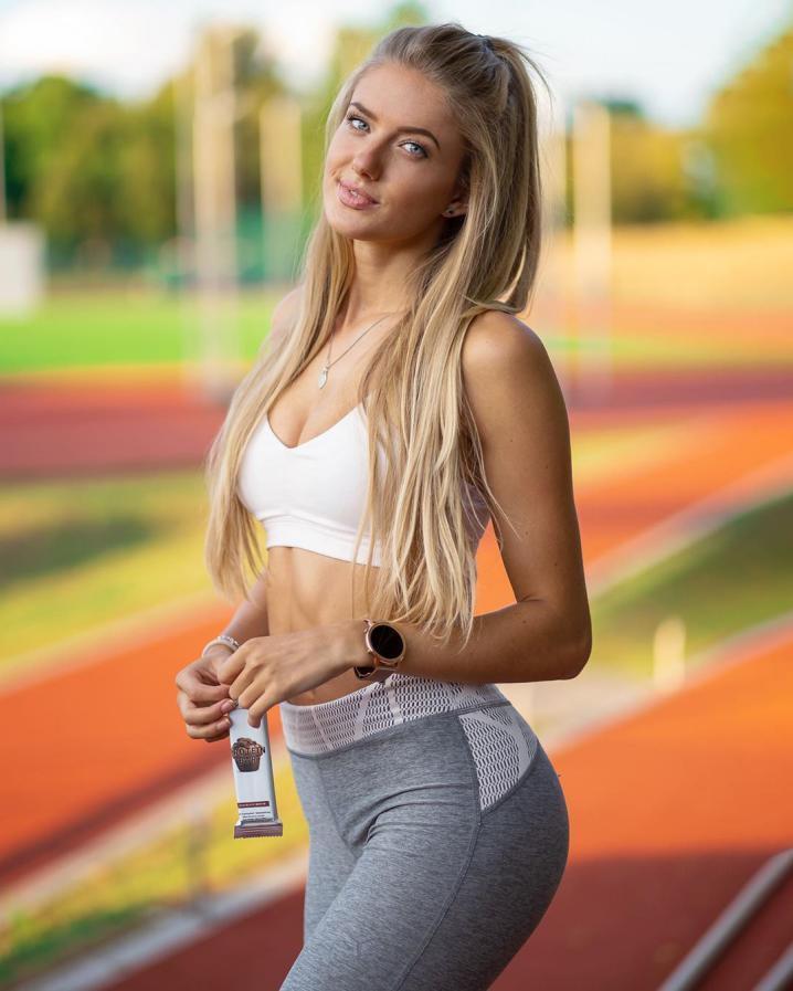 مدربة اللياقة البدنية الجديدة في دورتموند