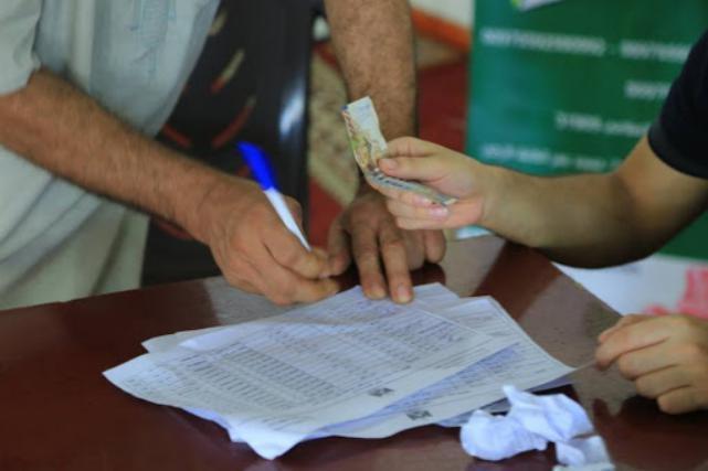 غزة.. وزارة التنمية تنفي علاقتها بروابط التسجيل المتداولة عبر مواقع التواصل