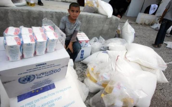 الأونروا تعيد فتح مراكز توزيع المساعدات في بعض مناطق قطاع غزة