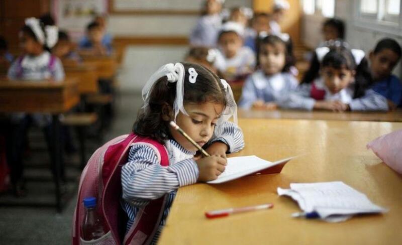 التعليم بغزة: الظروف الصحية غير مناسبة لاستئناف العملية التعليمية بالقطاع