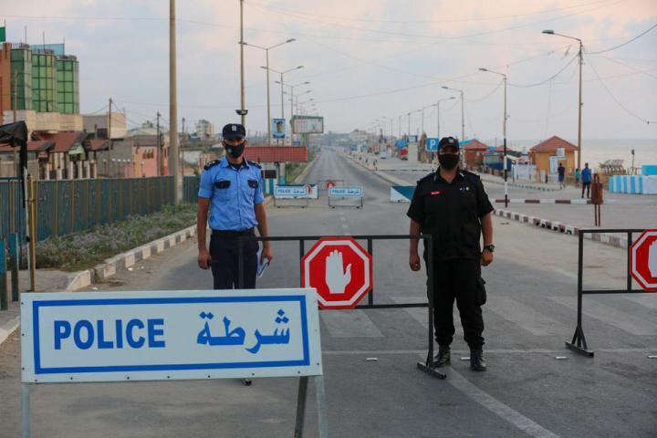 الداخلية: تخفيف إجراءات حظر التجوال في مناطق جديدة بغزة