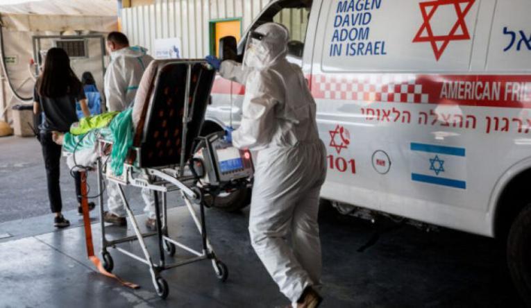 5000 إصابة جديدة.. إسرائيل تحذر من إنهيار مشافي البلاد في حال وقوع حرب