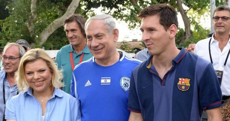 """ميسي يصبح سفيرا لشركة تكنولوجيا إسرائيلية: """"فخور بمساعدة الناس"""""""