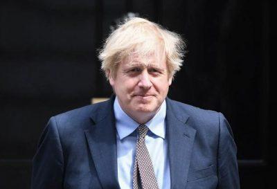 جونسون سيطلب من البريطانيين العودة للعمل من المنازل
