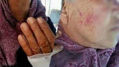 اغتصاب سيدة مسنة عمرها 86 عاما