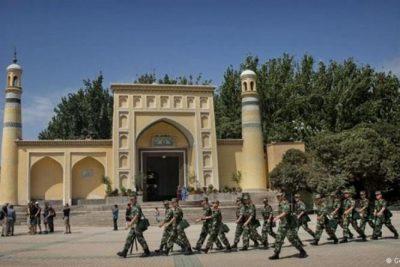 تقرير: الصين دمرت آلاف المساجد في إقليم شينجيانغ خلال السنوات الأخيرة