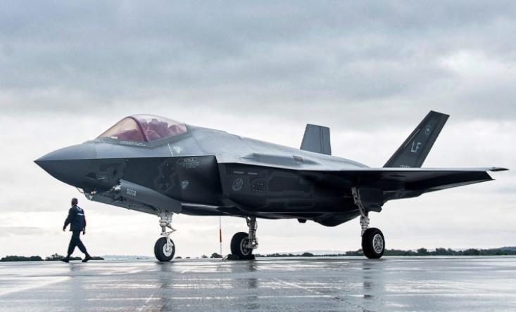 """أبو ظبي تتقدم لأمريكا بطلب رسمي لشراء مقاتلات """"إف- 35"""""""