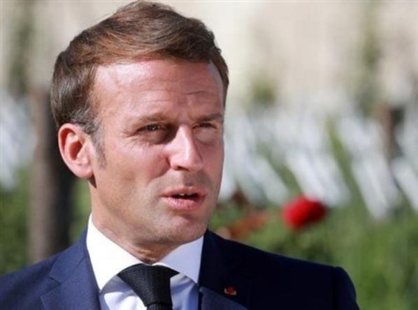 """الرئيس الفرنسي يدعو إلى """"مفاوضات حاسمة تسمح للفلسطينيين تحصيل حقوقهم بشكل نهائي"""""""