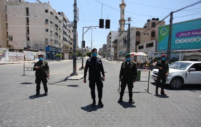 غزة اليوم.. إعادة فرض الإغلاق الكامل على مخيم البريج بسبب كورونا