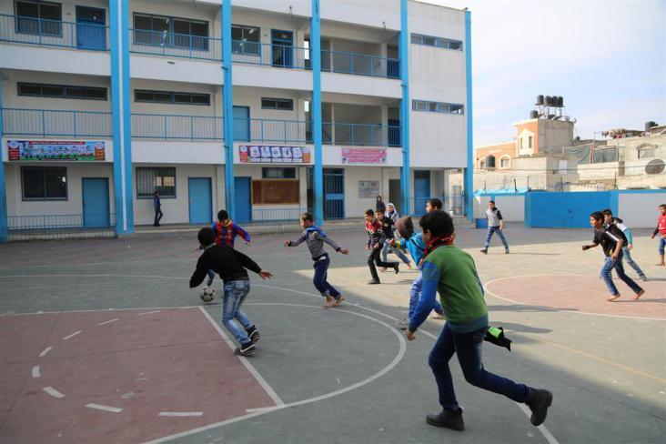 غزة.. عودة الدوام المدرسي في مدارس الاونروا الاثنين القادم