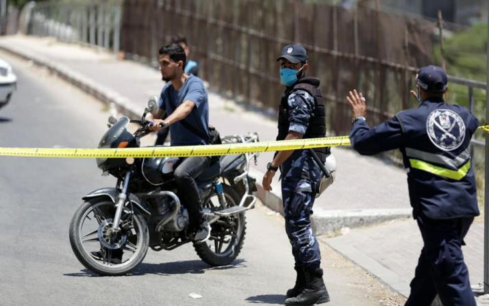 الداخلية تُقرر الإغلاق الكامل وحظر التجول لبعض المناطق في قطاع غزة
