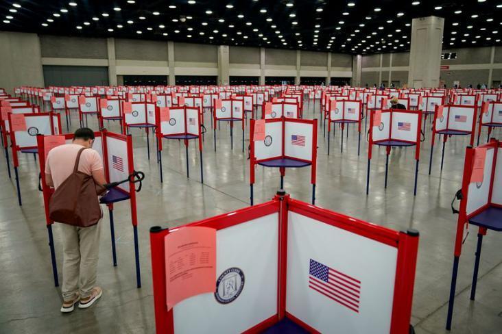 الأمن الأمريكي: هاكرز إيرانيون تمكنوا من الوصول إلى بيانات للناخبين