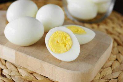 أفضل طريقة لسلق بيض الدجاج