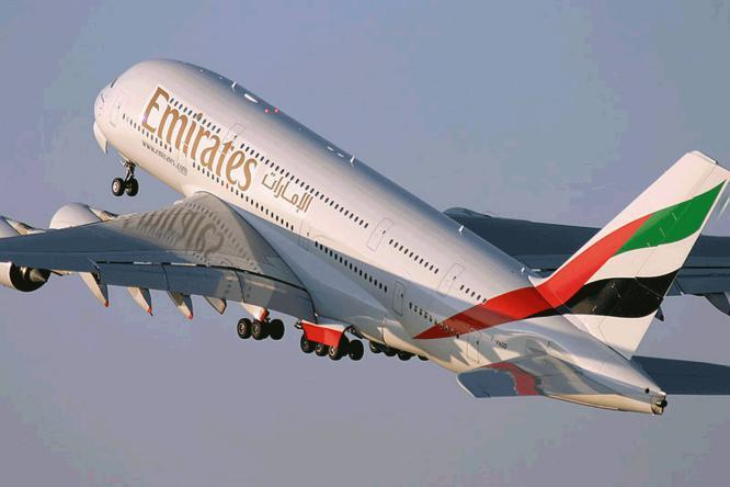 أميركا تغرم طيران الإمارات 400 ألف دولار
