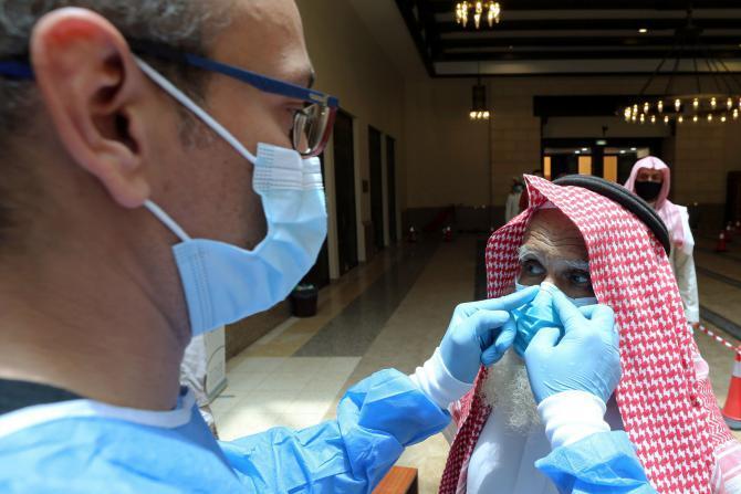 السعودية: 474 إصابة جديدة بكورونا و500 حالة شفاء