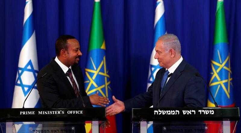نتنياهو وآبي أحمد يبحثان نقل ألفي إثيوبي يهودي إلى إسرائيل