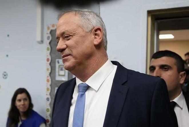 """غانتس: غيرنا معادلة العمل ضد حماس ولن يمر شيء """"بدون عقاب"""""""