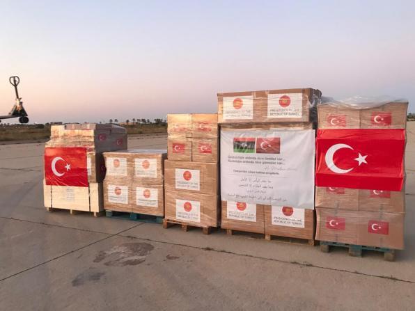 سلسلة متاجر سعودية شهيرة تعلن مقاطعة البضائع التركية