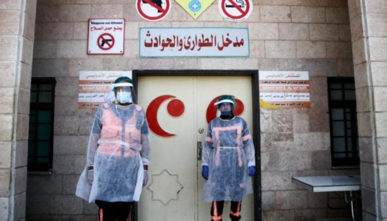 وفاة مواطنة وتسجيل 156 إصابة جديدة بفيروس كورونا في قطاع غزة