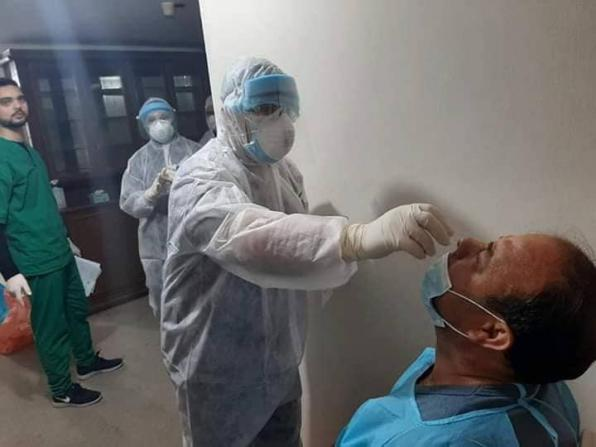 صحة غزة : تسجيل 152 إصابة جديدة بفيروس كورونا و85 حالة تعافٍ