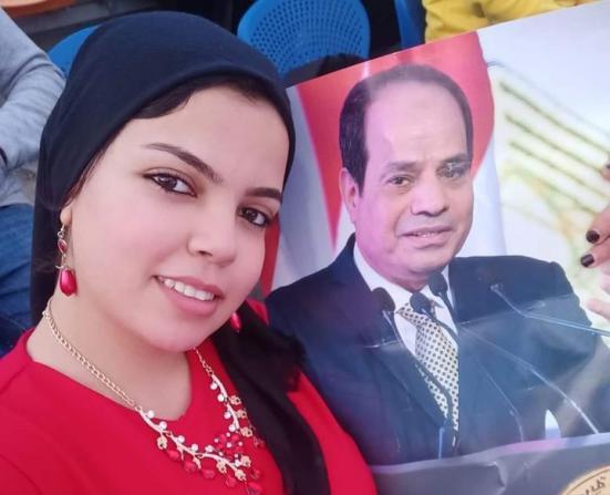 شاهد.. مرشحة لمجلس النواب المصري تبكي على الهواء بسبب تصريحات حول تعدد الزوجات