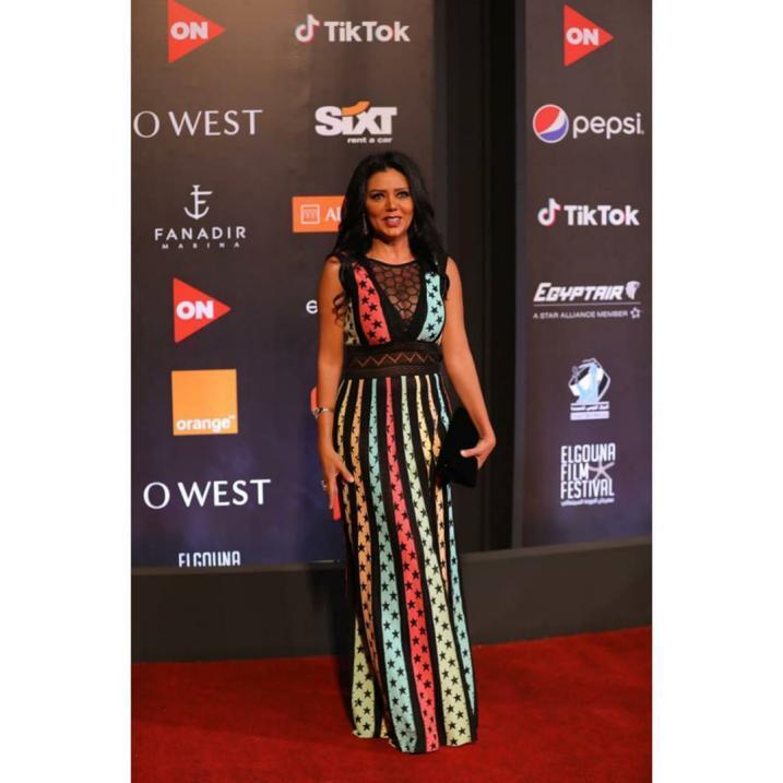 الفنانة المصرية الملكة رانيا يوسف