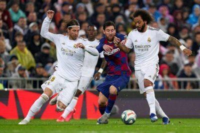 كلاسيكو.. تحديد موعد مواجهة برشلونة وريال مدريد