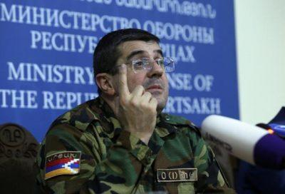 أذربيجان تعلن إصابة رئيس جمهورية قره باغ بجروح بليغة