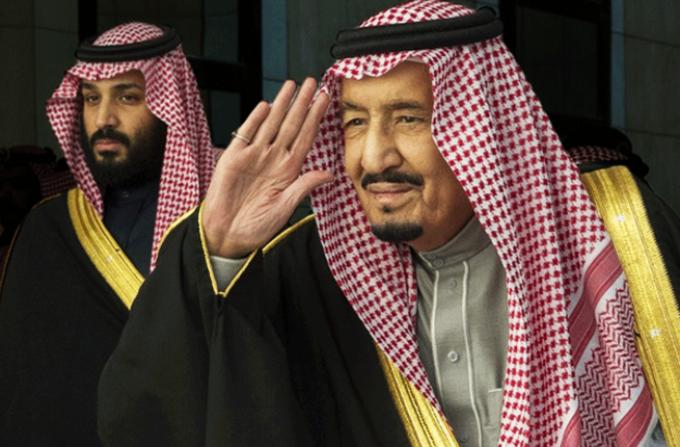 """الملك السعودي ومحمد بن سلمان يبعثان رسالتين لـ """"رئيس أذربيجان"""""""