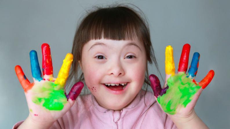 تعليم أطفال متلازمة داون وتطوير مهاراتهم