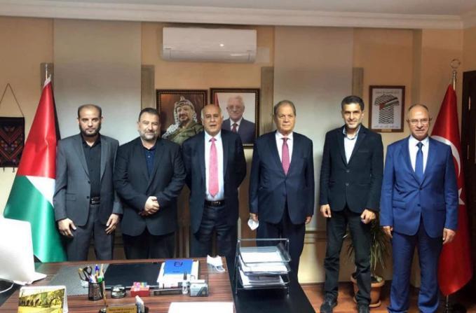 حركة فتح تكشف الخطوة المقبلة لإتمام المصالحة