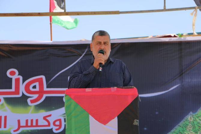 المدلل: المقاومة الفلسطينية حاضرة ولديها مفاجآت كثيرة ولا يمكن أن تتخلى عن الأسرى