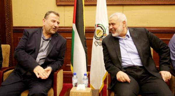 حماس : وفد برئاسة العاروري يزور القاهرة قريبا