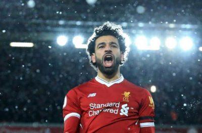 محمد صلاح يدخل قائمة أفضل ١٠ لاعبين في تاريخ إفريقيا