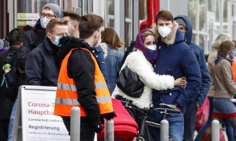 الصحة العالمية تسجل أعلى حصيلة إصابات يومية بكورونا