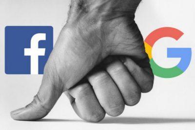 الولايات المتحدة.. حظر فيسبوك وغوغل مستمر حتى بعد الانتخابات!