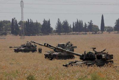الجيش الإسرائيلي يبدأ اليوم مناورة تُحاكي حربًا في قطاع غزة