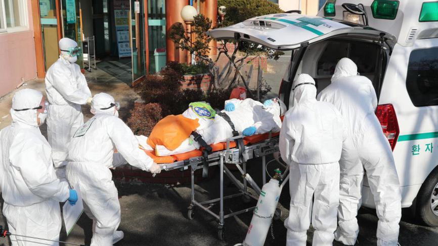 تسجيل 5 وفيات 823 إصابة جديدة بفيروس كورونا في فلسطين