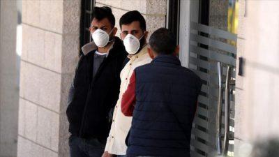 وفاة و201 إصابة جديدة بفيروس كورونا في قطاع غزة خلال 24 ساعة