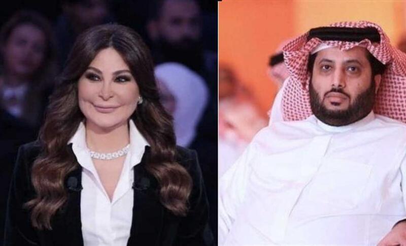هل مهدت مصالحة أحلام وأصالة الطريق لمصالحة اليسا وتركي آل الشيخ