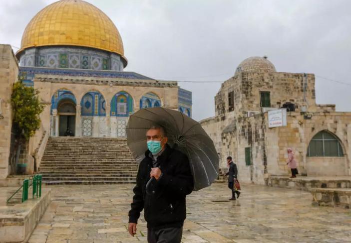 القدس.. وفاة و90 إصابة جديدة بفيروس كورونا