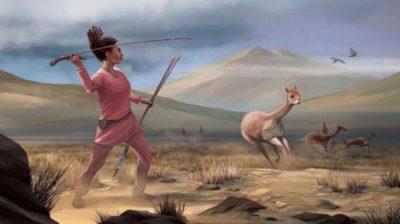 النساء شاركن الرجال مهمة الصيد قبل 10 آلاف سنة