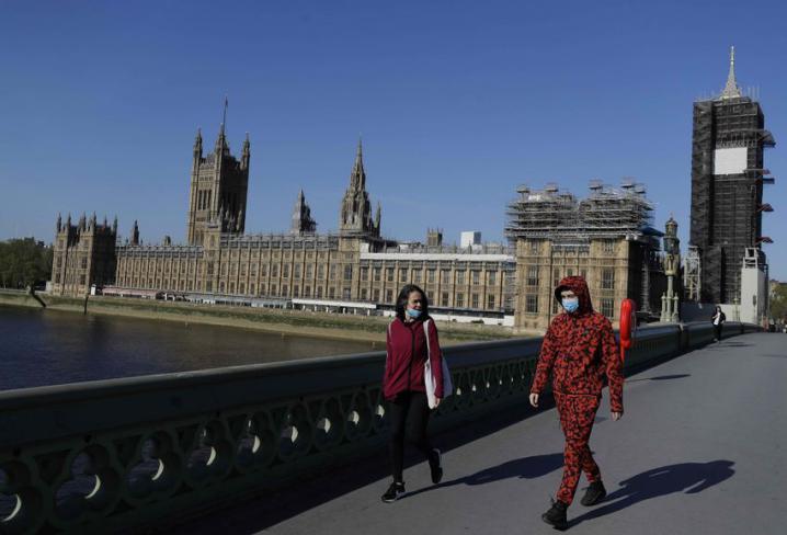 بريطانيا تخطط لخفض نفقات المساعدة مؤقتا لتغطية أزمة فيروس كورونا