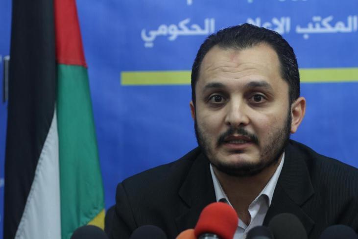 الغصين: 158 ألف متضرر من جائحة كورونا بغزة