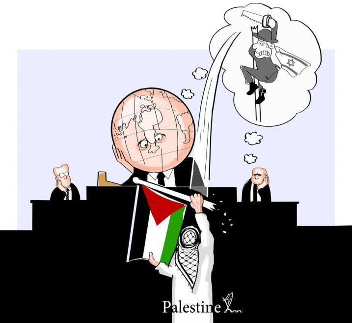 لماذا لم يعترفوا بفلسطين !! - إسماعيل البزم